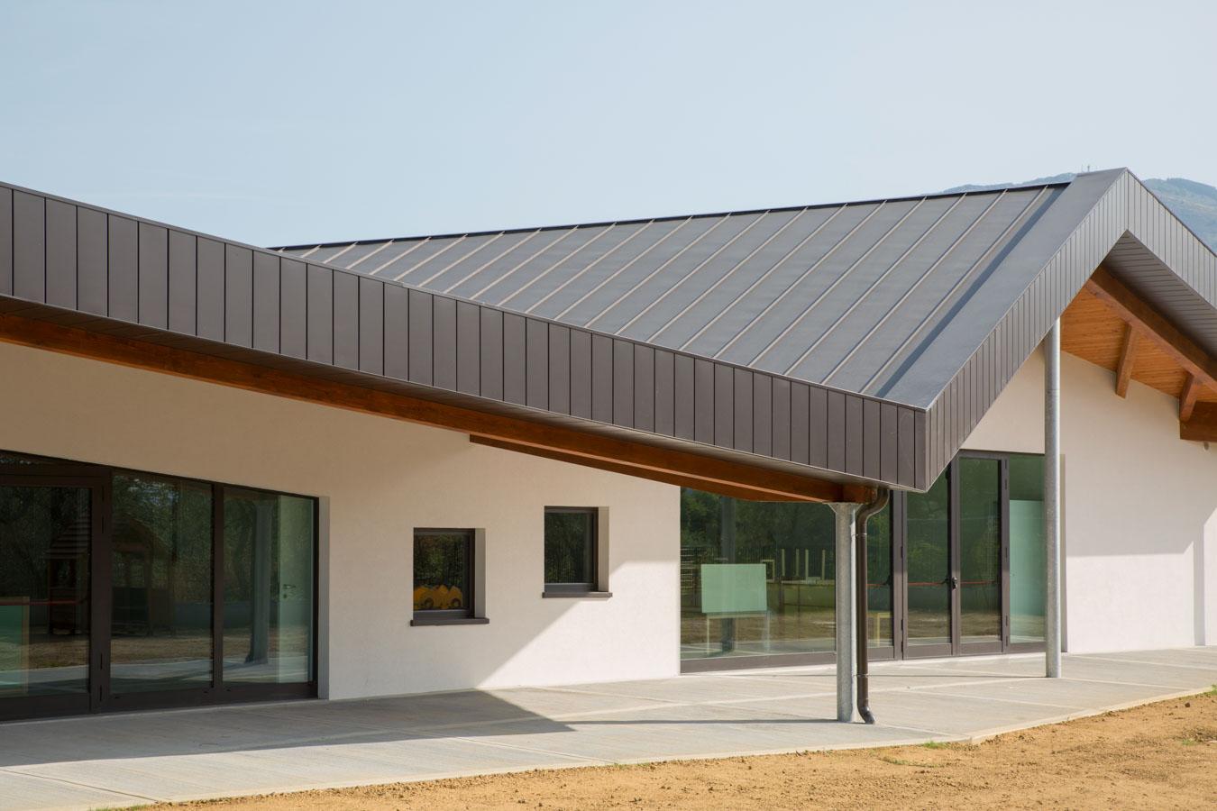 Scuola in x lam news for Blog architettura